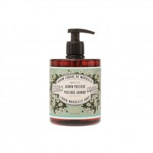 Panier Des Sens | Precious Jasmine Absolute Liquid Marseille soap 500 ml.