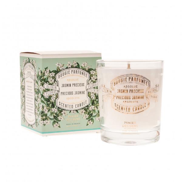 Panier Des Sens | Precious Jasmine Absolute Scented candle  180 g.