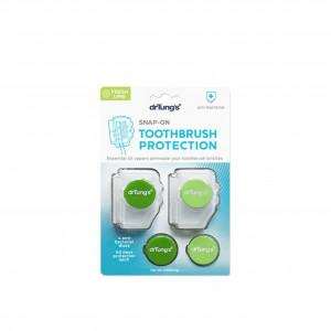 drTung's   drTung's Snap-On Toothbrush Protection