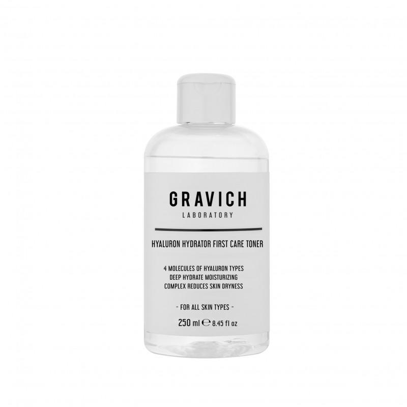Gravich   Hyaluron Hydrator First Care Toner 250 ml.