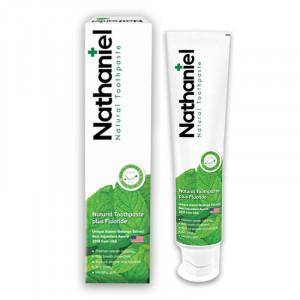 Nathaniel   Natural Toothpaste