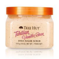 Tree Hut SHEA SUGAR SCRUB TAHITIAN VANILLA BEAN 510 gm